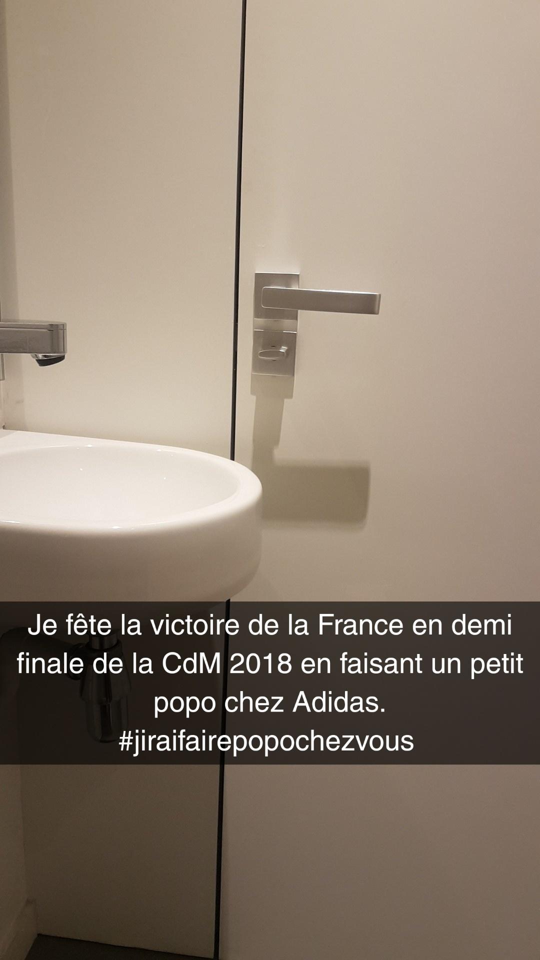 Adidas « Paname » | #jiraifairepopochezvous