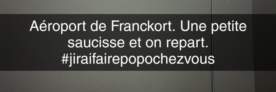Aéroport Francfort-sur-le-Main