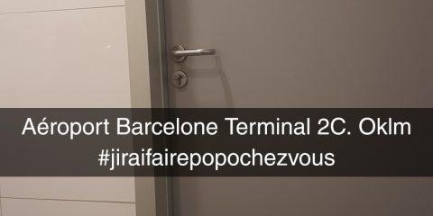 Aéroport Barcelone