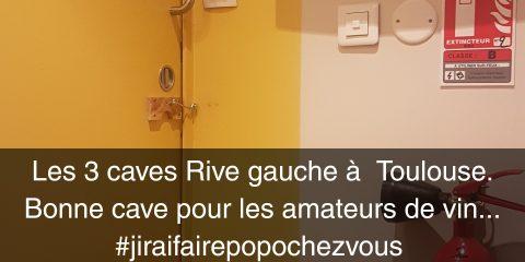 Les 3 Caves Rive Gauche